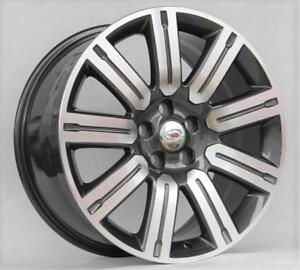 20 Wheels For Land Range Rover Se Hse Supercharged 1 Piece 20x9 5