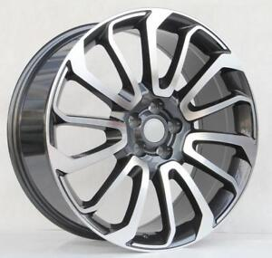 22 Wheels For Land Range Rover Sport Supercharged Autobiography 1piece 22x9 5