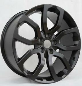 22 Wheels For Land range Rover Hse Sport Supercharged 22x9 5