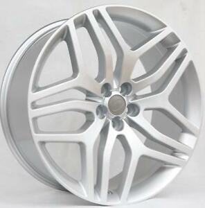 22 Wheels For Land range Rover Se Hse Sport Supercharged 22x9 5