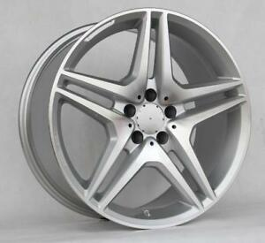 19 Wheels Tire Package For Mercedes C class C250 300 350 2008 16 Staggered