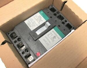 Nib General Electric Circuit Breaker 30a 3p Cat Thed136030 Uo 34
