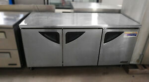 Turbo Air Tur 72sd Undercounter Cooler Refrigerator Deluxe Series 110v