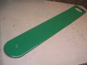 Oliver 99 super99 Farm Tractor Factory Original Hood Strip Very Rare