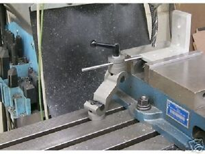5 Axis Vise Mill Stop Fits Bridgeport 5 8 Table Vises