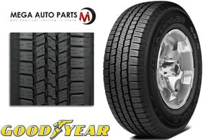 1 X New Goodyear Wrangler Sr A P275 55r20 111s Quiet All Season Tires