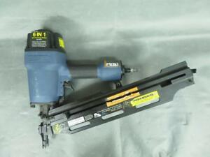 Central Pneumatic Contractor Series Air Framing Nailer 98751