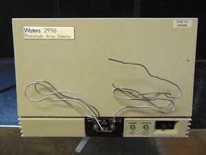 Waters 2996 Photodiode Array Detector Good Cosmetic Condition Powers On Rh448g