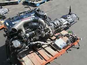 Jdm Skyline Gtr R32 Rb26dett Engine Jdm Rb26