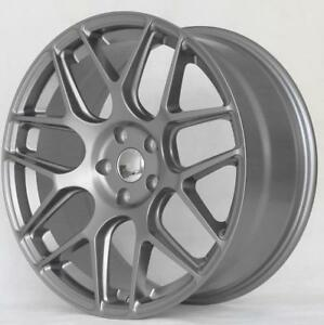 18 Wheels For Vw Jetta S Se Gli Hybrid 2006 Up 5x112