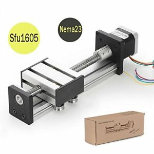 Beauty Star 100mm Travel Length Linear Stage Actuator Diy Cnc Router Parts X Y Z