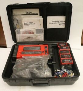 Snap On Mtg2500 Diagnostics Graphing Scanner Accessories