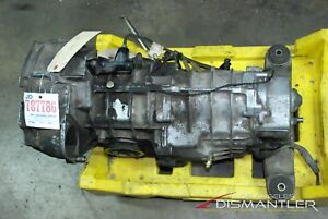 Porsche 911 964 5 Speed Manual Transmission G50 01 G5001 Complete Gearbox