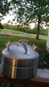 Spartanburg Stainless Steel Products 130 Psi Max Small Keg As Shown N C
