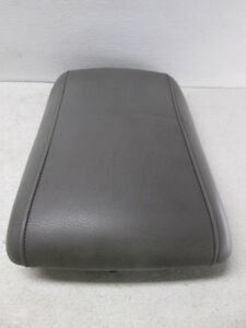 03 2003 Ford Expedition Center Console Lid Gray Oem Lkq