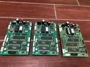 National 431 Lot Of 3 99889755 Main Control Board Cold Food 167 637 Controller