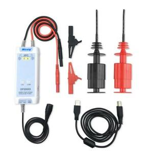 Dp20003 Oscilloscope 5600v 100mhz High Voltage Differential Probe Kit With Box