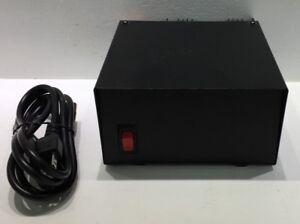 Astron Rs 5a Table Top 5 Amp Regulated Dc Power Supply lp3040224