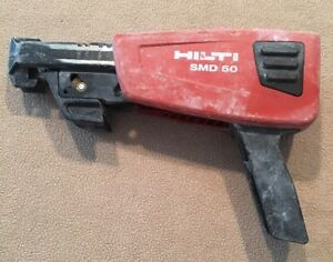 Hilti Smd50 Magazine For Sd4500 Cordless Drywall Screwdriver Great