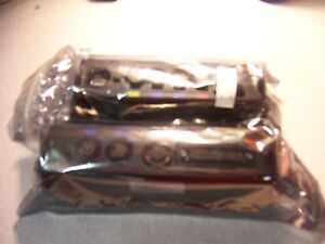 T360 New Two Motorola Control Heads Hln6912a Hln6913a