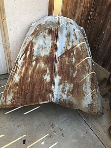 Chevy Truck 47 48 49 50 51 52 53 Hood 1 2 Ton Chevrolet 5 Window 56 283 327 350