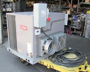 Bryant 655apx04800acbg Building Rooftop Heating Cooling System 4 Ton