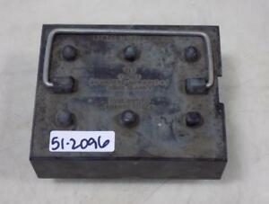 General Electric Fuse Holder Block Pull Out 30amp 600v