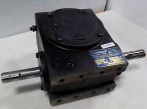 Cleveland 10 1 Worm Gear Speed Reducer 97 155892 11