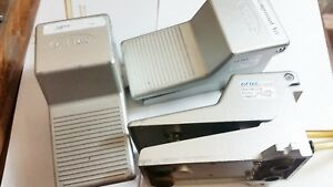 lot Of 3 4f210 08 Airtac Type Pneumatic Foot Control Valve Pedal Air Valve