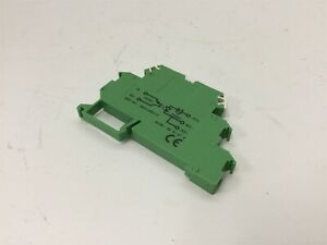 Phoenix Contact 2941374 Solid State Relay Spst no Input 24vdc Output 24vdc