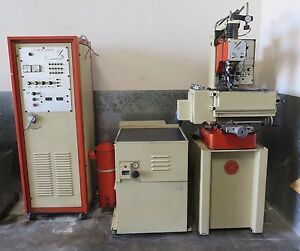 Eltee Pulsitron Edm Model Tr20 Electrical Discharge Machine Ram Type Die Sinker