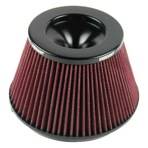 6 Inlet Vibrant Bellmouth Velocity Stack Air Filter 5 Od X 3 63 High 10960