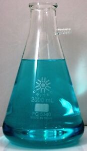 2000ml Glass Filtering Flask By United Scientific