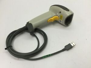 Symbol Ls4208 sr20001zzr Barcode Scanner With Usb Cable Power 5vdc 0 5a