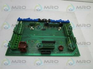 Quad Tech 123682 Power Supply Rgs iv Junction Board Used