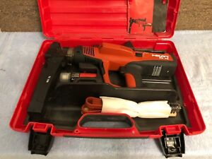 Hilti Dx 76 Powder Actuated Decking Nail Gun W Mx 76 Case
