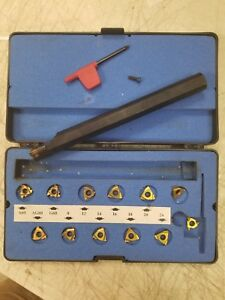 Iscar 3800072 Internal Threading Set Right Hand 3 4 Inch Shank 7 Inch Sir 075p16