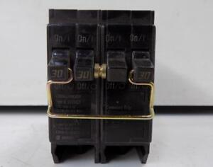 Challenger 30amp 4 Pole Type A 3030ct Circuit Breaker