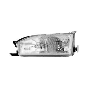 For Toyota Camry 1992 1994 Replace To2502105 Driver Side Replacement Headlight