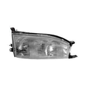 For Toyota Camry 1992 1994 K Metal 7112361t Passenger Side Replacement Headlight