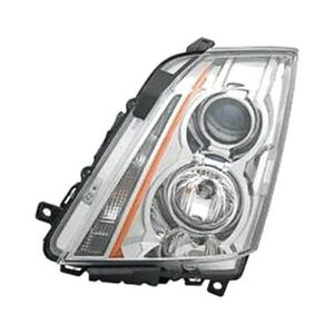 For Cadillac Cts 2008 2015 K metal 3242362t Driver Side Replacement Headlight