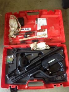 Hilti Dx 460 Case Hilti Mx 72 Attachment With Accessories