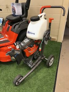 Husqvarna Kv 970 1260 Concrete Saw Cutting Cart With Water Attachment 965191605