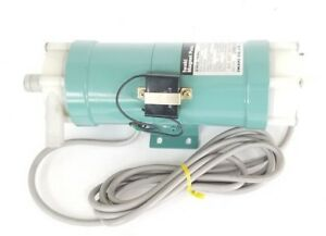 Iwaki 2md 15ru Magnet Pump 2pole 220 240v 0 23 0 29a 2md15ru