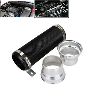 3 Inch Adjustable Multi Flexible Car Suv Turbo Cold Air Intake Duct Hose Pipe