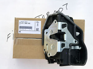 New Bmw Front Left Driver Door Power Lock Motor Electric Latch Actuator Vin Need