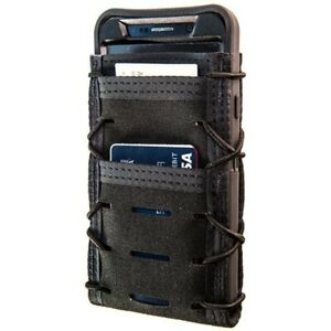 High Speed Gear 95pw01bk Black Itaco Phone tech Pouch V2 Molle size Large
