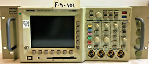 Tektronix Tds 3034 With Option Tds3fft Trf