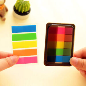 Memo Pad Sticky Notes Notepad Bookmark Paper Sticker Stationery School Supplies