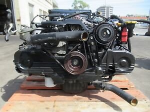 2003 2005 Subaru Impreza Legacy Forester 2 0l Engine Jdm Ej20 Replaces Usdm Ej25